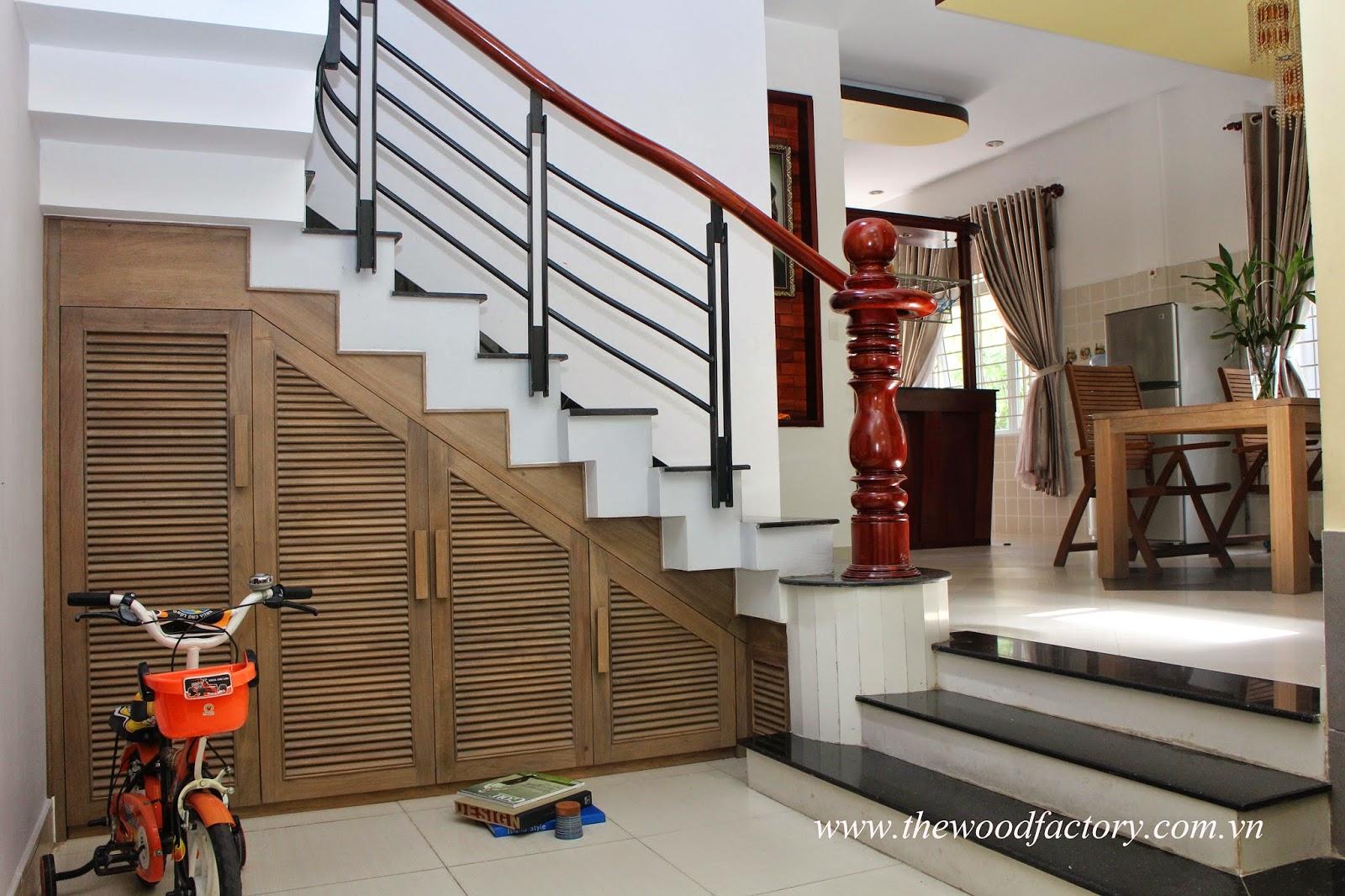 Nội thất gỗ tự nhiên tối giản-đẳng cấp-hiện đại